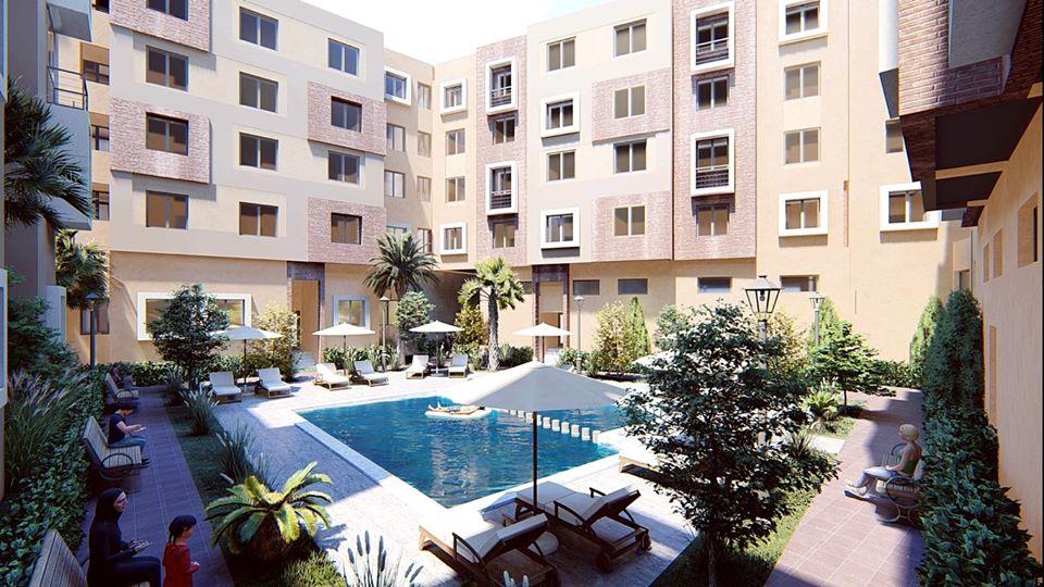 Projet immobilier marrakech - residence rim